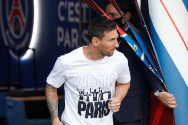 Messi will not make his PSG debut this week