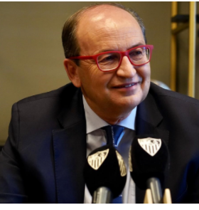 Former chairman Jose Castro claims Sevilla are about to go bankrupt